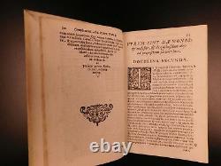 1619 EXORCISM Manual Satan Demon Possession Occult Witchcraft Zacharia Visconti
