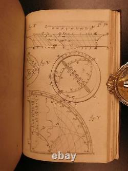 1657 Clocks Watches Gnomonics Horology Navigation Time Sundials Constellations