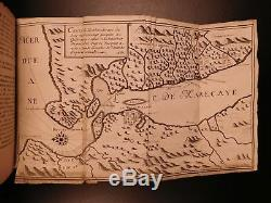 1686 1ed Buccaneers in America Pirates of Caribbean Exquemelin Illustrated