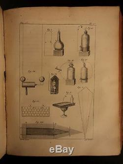 1773 1st edition Benjamin Franklin ELECTRICITY Metaphysics Meteors Fire Magnets