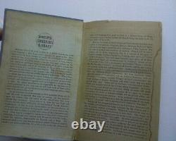 1884 FIRST EDITION Letters on Demonology and Witchcraft by Walter Scott Vintage