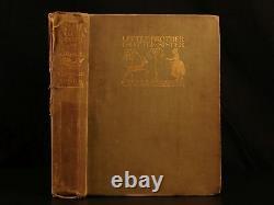 1917 1st ed Little Brother & Sister Grimm Fairy Tales Arthur Rackham Illustrated