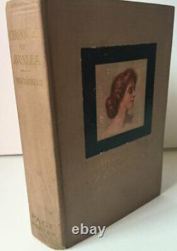 1917 Chronicles of Avonlea -L. M. Montgomery, 1st Ed, Anne of Green Gables series