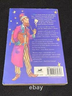 1st Edition, 2nd Print U. K. Paperback Harry Potter and the Philosopher's Stone