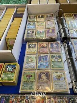 200 Original Vintage Pokemon Cards 1st Edition Holo Rare
