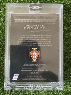 2018 Eminence Soccer CRISTIANO RONALDO Record Holder #7/10 Jersey Number