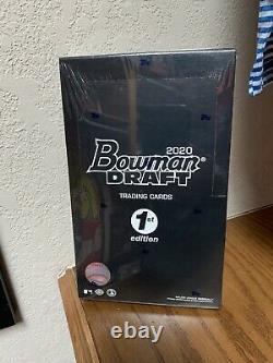 2020 Bowman Draft 1st Edition Baseball Factory Sealed Hobby Box, Torkelson