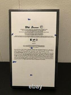 2020 Bowman Draft Baseball First 1st Edition IN HAND Sealed 24 Pack Hobby Box