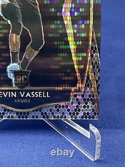 20-21 Panini Select Basketball Devin Vassell 1/1 Huge Premier Level Snake Skin