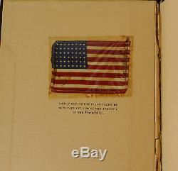 20 hrs. 40 min. AMELIA EARHART SIGNED Limited First Edition 1928 Flag Aviation