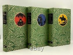 3V Folio Society THE LORD OF THE RINGS JRR Tolkien Collectors LIMITED Edition
