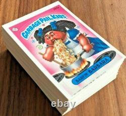 87 Topps Garbage Pail Kids Original 7th Series 7 Complete MINT Card Set GPK OS7