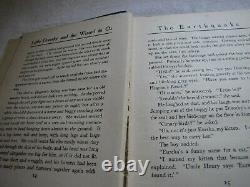 Antique Books Dorothy and the Wizard in Oz & The Sea Fairies L. Frank Baum