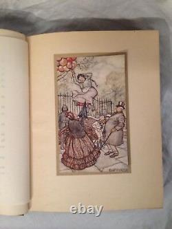 Arthur Rackham / J M Barrie Peter Pan In Kensington Gardens 1st 1912