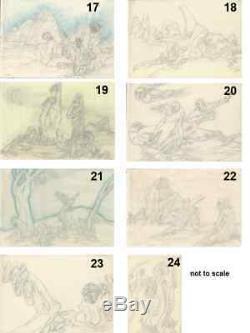 Austin Spare Portfolio + Original Drawing + AOS Cheque + Vera Wainwright letter