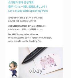 BTS Learn! KOREAN BTS BOOK Full Package with First Edition Benefits