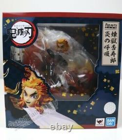 Bandai Figuartszero Kyojuro Rengoku Flame Breathing / Demon Slayer