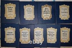 COMPLETE Set of Howard Eckels EMBALMING Series Books 9 Volumes 1922