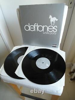 DEFTONES original Vinyl 2LP White Pony (2000)