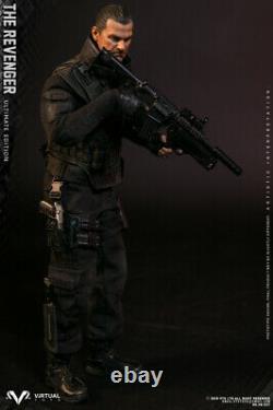 DHL 1/6 VTS Virtual Toys VM027 The Revenger Ultimate Edition Punisher Figure