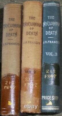 Encyclopedia Death Life Spirit Soul Necromancy Occult Angels Ghost Myth Jesus AO