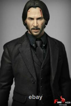 Fire Toys 1/6 A028 Keanu Reeves 12inches Collectable Figure Model Toys Gift