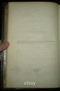 First Edition, 1844, John James Audubon, The Birds Of America, Vol Vii, Rare