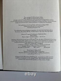 First Edition/Printing Throne of Glass by Sarah J. Maas Original Cover X-Library