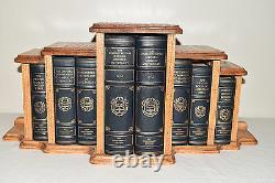 Franklin Library OXFORD ENGLISH DICTIONARY REFERENCE SET 8V 500th Anniversary Ed