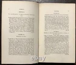 GLIMMERINGS IN THE DARK 1st, 1850 WITCHCRAFT MAGIC PERSECUTION SUPERSTITIONS