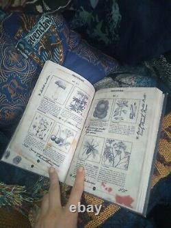 Harry Potter Book Advanced Potion Making Alarmeighteen replica full content