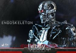HotToys MMS352 Terminator Genisys 1/6 scale Endoskeleton Collection Figure HT