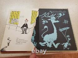 If I Ran The Zoo by Dr. Seuss 1950 Hardcover