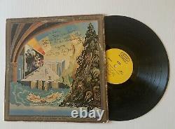 KAK Kak Original Epic Stereo Psych LP 1969 Autographed by Gary Yoder