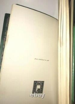 LEATHER WINNIE THE POOH! (FIRST EDITION/FIRST PRINTING! 1926!) Methuen London