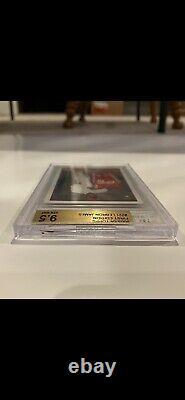 Lebron James 2003-04 Topps 1st Edition #221 Rookie Card Bgs 9.5 Gem Mint, Nice