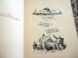 Legend of Sleepy Hollow, c. 1880, Sketch Book, Washington Irving, Spectre Bridegr