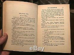MANUAL OF OCCULTISM SEPHARIAL 1st, 1911 DIVINATION ALCHEMY MAGICK ASTROLOGY