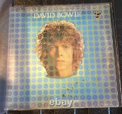 Mega Rare David Bowie Original Release VG Used Philips SBL 7912