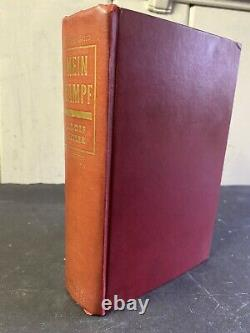 Mein Kampf Adolf Hitler 1939 First Year Edition Reynal Hitchcock Very Good Cond