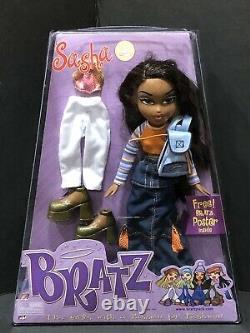Mga Bratz Sasha 1st Edition Original Fashion Doll 2001
