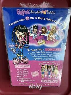 Mga Bratz Slumber Party Jade 1st Edition Original Nib Nrfb Fashion Doll Sealed