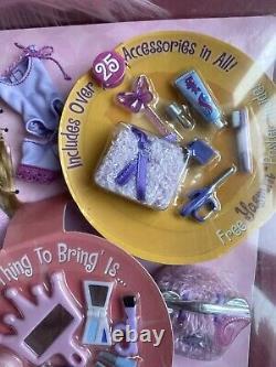 Mga Bratz Slumber Party Yasmin 1st Edition Original Nib Nrfb Fashion Doll Sealed