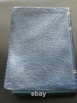 Mo Letters (301-400) Leather-bound Bible Children of God Moses David Berg RARE