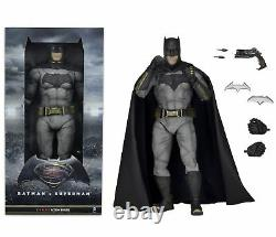 NECA 14 Scale Batman v Superman Dawn of Justice Action Figure Brand New 1/4