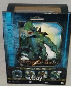 NECA MISP Pacific Rim movie Kaiju AXEHEAD Ultra Deluxe MONSTER action figure NEW