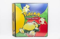 Original Pokemon Card Joblot bundle inc. 100% COMPLETE BASE SET (900+ Cards)