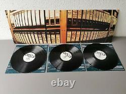 PEARL JAM original dual gatefold Vinyl 3LP Lost Dogs (2003)