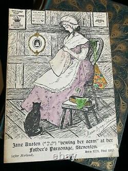 PRIDE AND PREJUDICE Jane Austen FIRST REPRINT 1895, Peacock Edition
