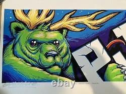 Pearl Jam PJ20 Billboard Poster Munk One/Maxx242 1st Ed. MINT/NEAR MINT 200/200